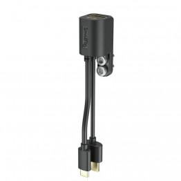 스몰리그 블랙매직 4K / 6K HDMI C타입 어댑터 2960